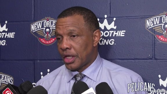 Pelicans-Nuggets Postgame: Alvin Gentry 11-17-18