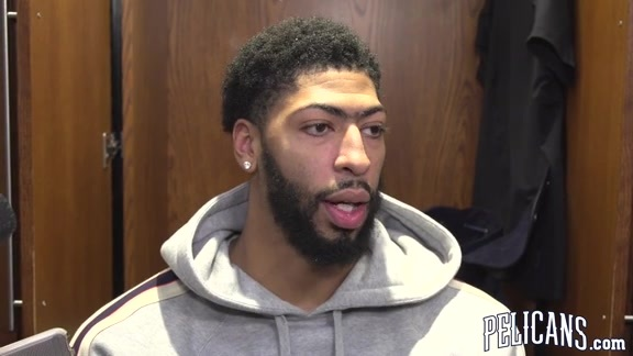Pelicans-Nuggets Postgame: Anthony Davis 11-17-18