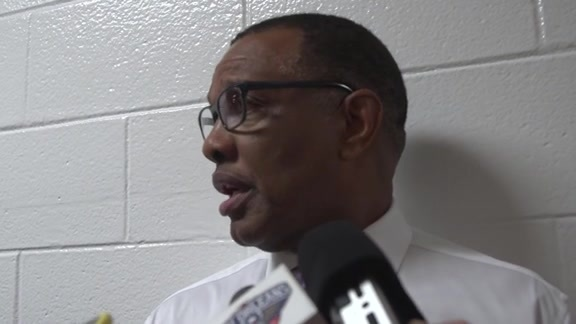 Pelicans vs. 76ers Postgame: Head Coach Alvin Gentry 11-21-18