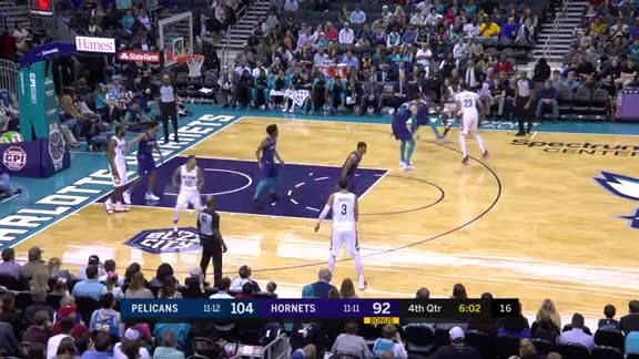 AD one-handed slam with the and-1