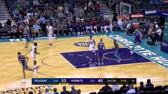 Jrue Holiday finds his rhythm against Hornets with 19 points