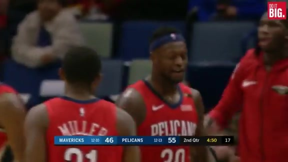 Julius with the And-1