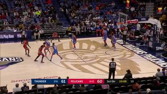 Jrue Holiday pulls out 20 points against Thunder
