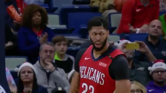 Anthony Davis with Authority