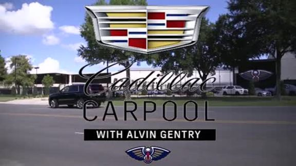 Cadillac Carpool with Alvin Gentry: Episode 2