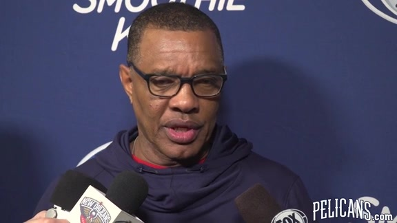 Pelicans at Cavaliers postgame: Coach Alvin Gentry