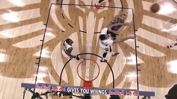 Nice block by AD