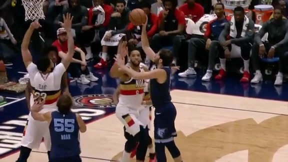 AD with the high-point block