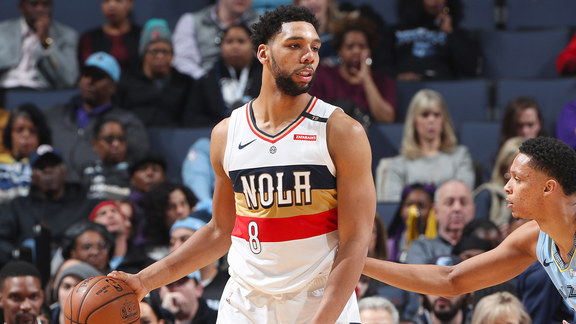 Stat Leader Highlights: Jahlil Okafor tallies 20 against the Grizzlies
