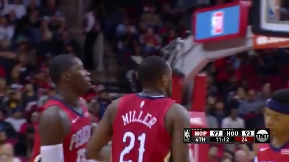 Pelicans Defeat Houston Rockets 121-116  | Pelicans-Rockets Highlights