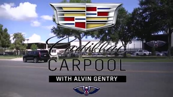 Cadillac Carpool with Alvin Gentry: Episode 4