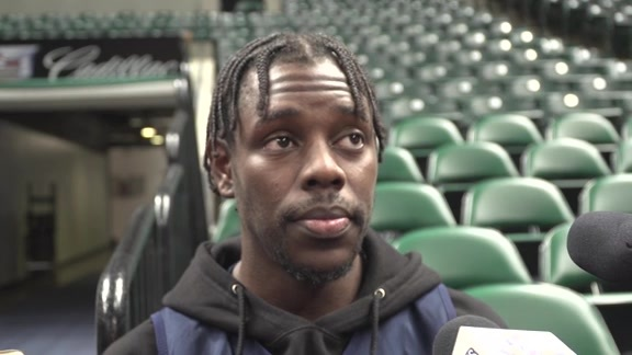 Pelicans Shootaround: Jrue Holiday 2-22-19