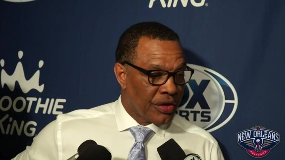 Pelicans at Nuggets Postgame: Alvin Gentry 3-2-19