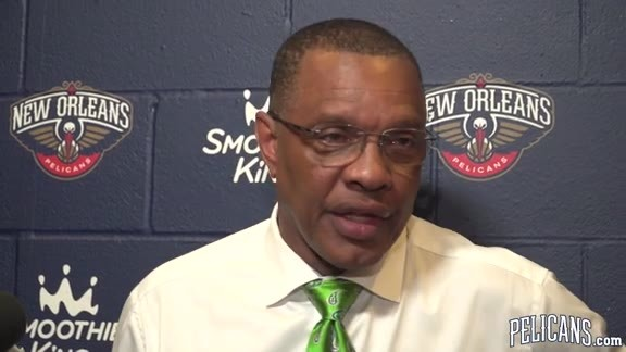 Pelicans-Suns Postgame: Alvin Gentry 3-16-19