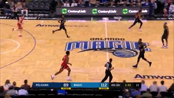 New Orleans Pelicans Highlights vs. Orlando Magic