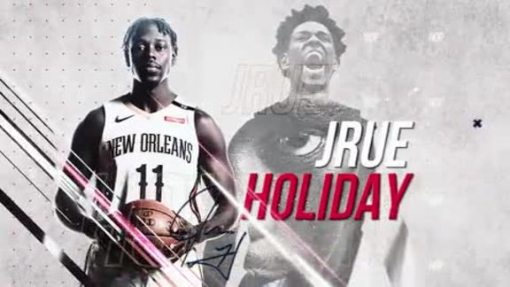 Defensive Beast: Jrue Holiday 2018-19 Highlights