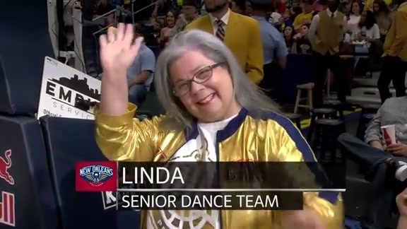 Senior Dance Team Spotlight: Linda