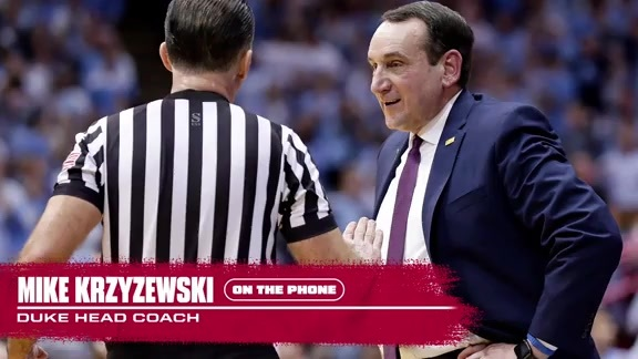 2019 NBA Draft: Mike Krzyzewski talks Zion Williamson