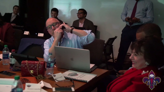 Go inside the Pelicans War Room as they draft Zion Williamson