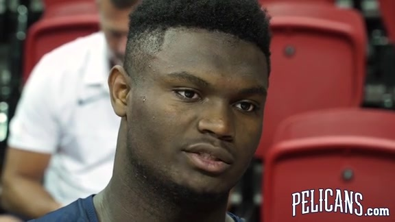 Pelicans Summer League Practice: Zion Williamson 7-2-2019
