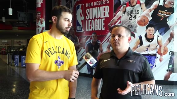 Summer League Practice Report 7-4-2019