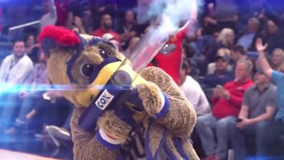 New Orleans Pelicans Groups Have More Fun