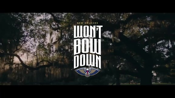 Pelicans Won't Bow Down: Not Scared