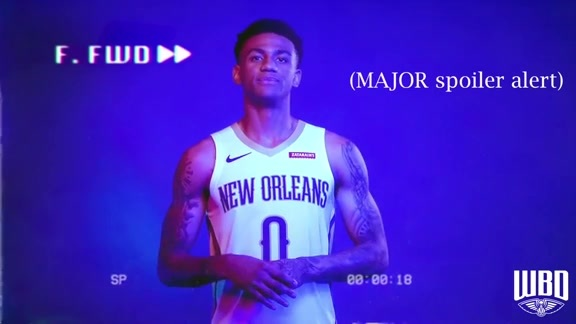 Lights, camera, action: Pelicans players share their favorite movies