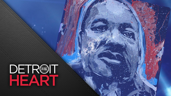 Detroit Heart: Pistons Celebrate MLK Jr.