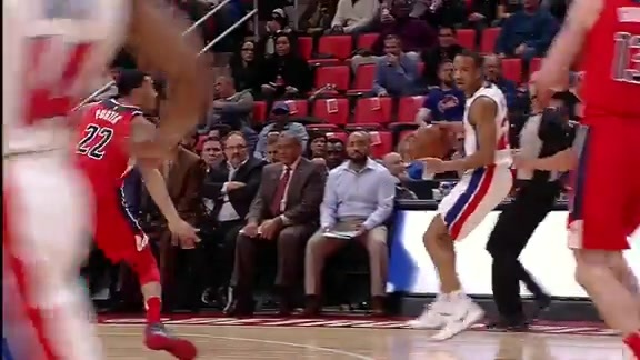 Pistons Playback crafted by Flagstar: Pistons vs Wizards
