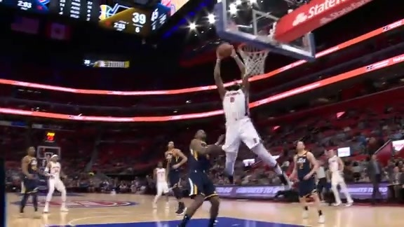 Pistons Playback, crafted by Flagstar: Pistons vs. Jazz