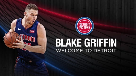 #Trending: Blake Griffin Welcome Rap