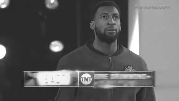 Uncut: Andre Drummond