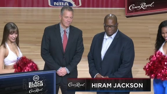 Black History Month pres. by Crown Royal Honoree: Hiram Jackson