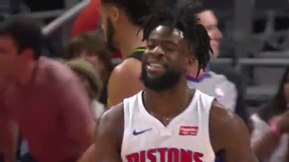 Pistons Playback crafted by Flagstar: Pistons vs Hawks