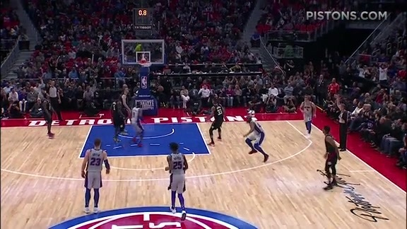 Pistons Fit: Forming Healthy Habits