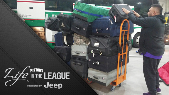 Life in the League, presented by Jeep: West Coast Trip