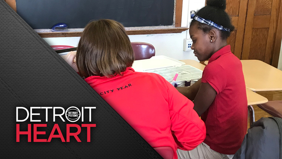 Detroit Heart: Pistons, Lear and City Year