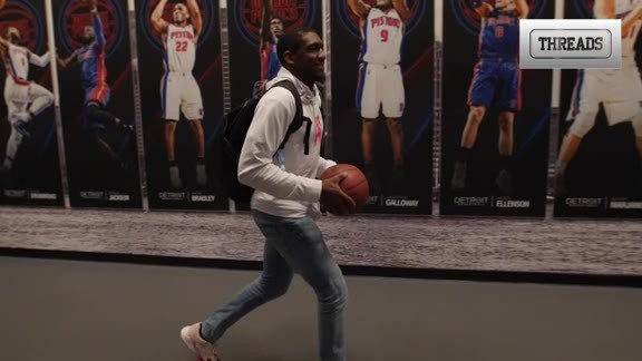 Threads: Langston Galloway