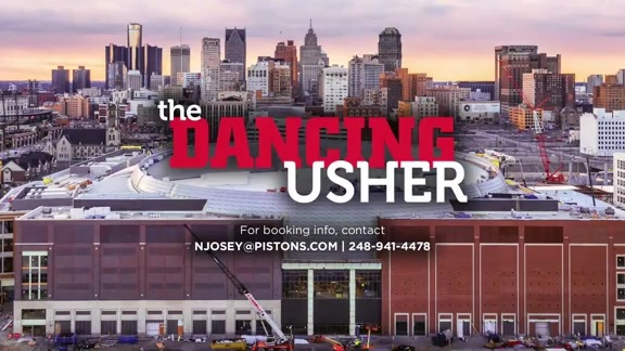Book the Dancing Usher