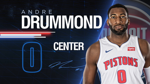 Road to the Motor City: Andre Drummond
