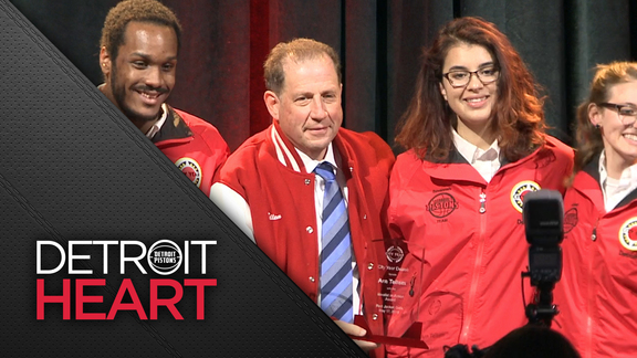 Detroit Heart: City Year Gala