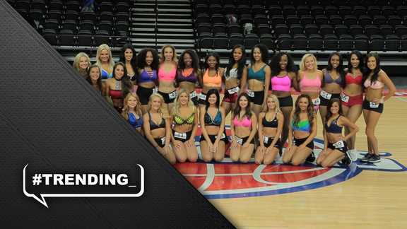 #Trending: 2018 Pistons Dancer Auditions