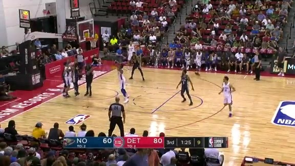 Pistons Playback, crafted by Flagstar: Pistons vs. Pelicans