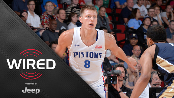 Wired, presented by Jeep: July 9 Postgame Sound
