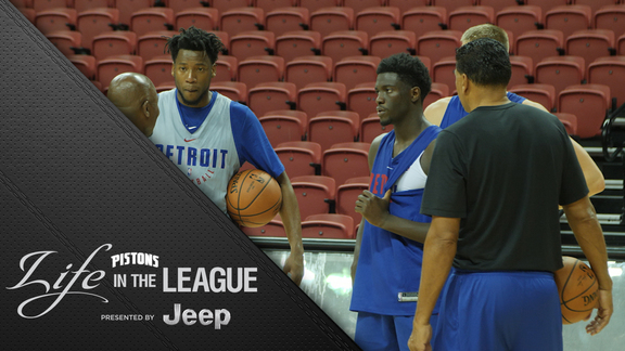 Life in the League, presented by Jeep: Khyri Thomas