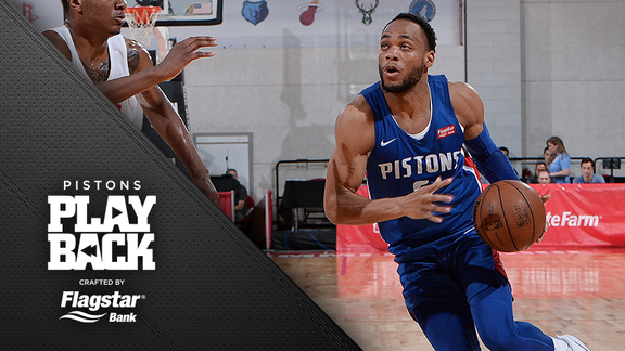 Pistons Playback, crafted by Flagstar: Pistons vs. Bulls