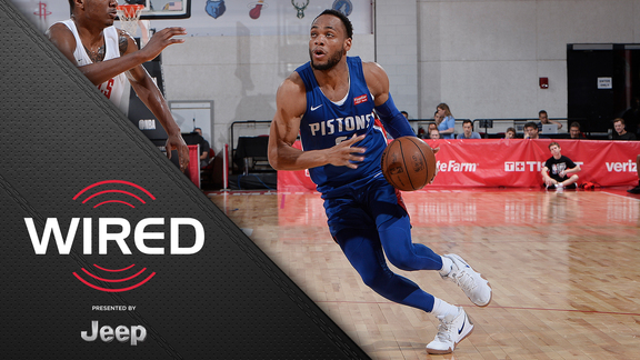Wired, presented by Jeep: July 14 Postgame Sound