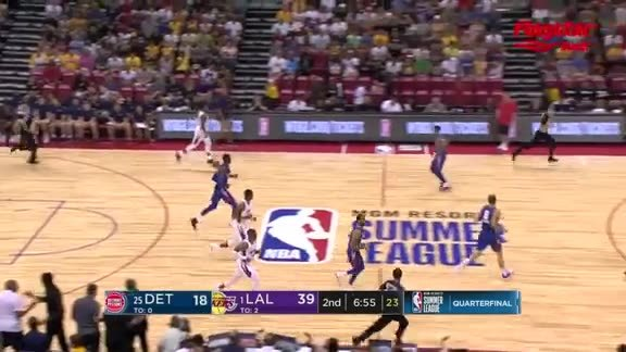 Pistons Playback, crafted by Flagstar: Pistons vs. Lakers