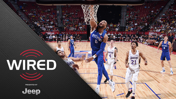 Wired, presented by Jeep: July 15 Postgame Sound